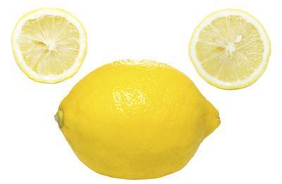 Masque pour visage au citron