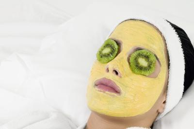 masque au yaourt pour visage