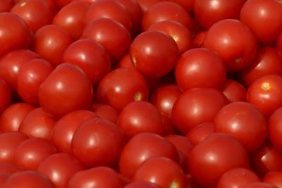 Masque pour visage au tomates